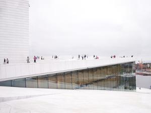 Norwegian National Opera, Sn?hetta, Oslo, Norway, 2008