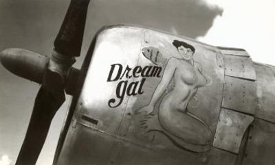 Nose Art, Dream Gal Pin-Up