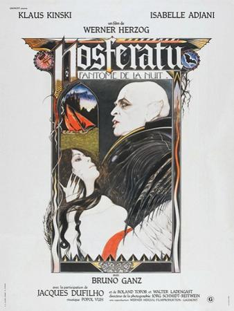 NOSFERATU THE VAMPYRE (aka  NOSFERATU FANTOME DE LA NUIT)