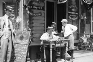 Notary Public on the Street