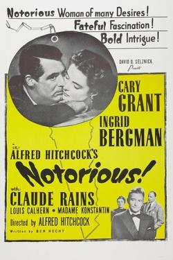 Notorious, 1946