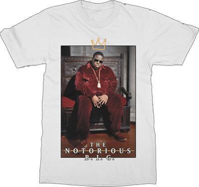 Notorious B.I.G. - Biggie Crown Throne