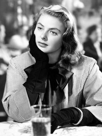 Notorious, Ingrid Bergman, 1946
