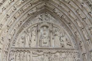 Notre Dame Paris France Photo