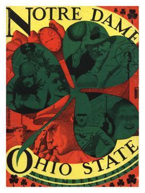Notre Dame vs. Ohio State, 1935