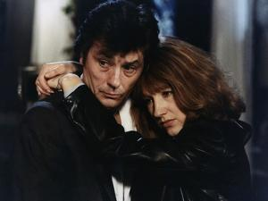 Notre histoire Our Story by Bertrand Blier with Alain Delon and Nathalie Baye, 1984 (photo)