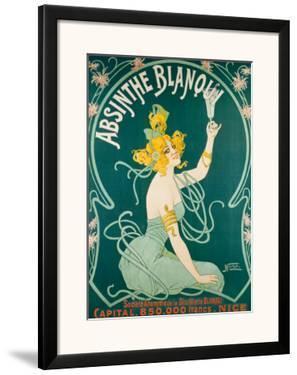 Absinthe Blanqui by Nouer
