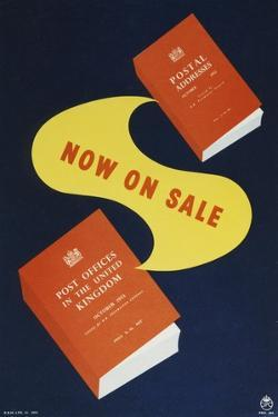 Now on Sale, 'Postal Addresses' and 'Post Offices in the United Kingdom'