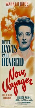 NOW, VOYAGER, top from left: Bette Davis, Paul Henreid, bottom: Bette Davis, 1942