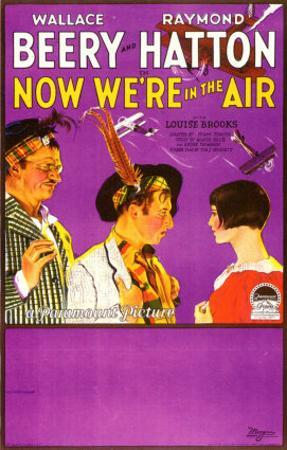 Now We're in the Air, 1927