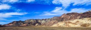 Death Valley Mountains by nstanev