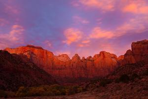 Towers of the Virgin at Sunrise by nstanev