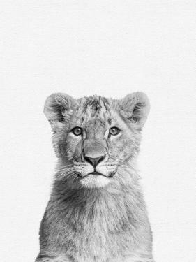 Baby Lion by NUADA