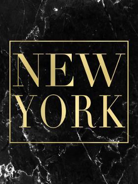 New York Dark Marble by NUADA