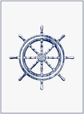 Ship Wheel by NUADA