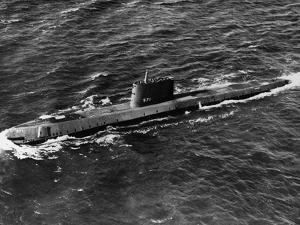 Nuclear Submarine USS Nautilus