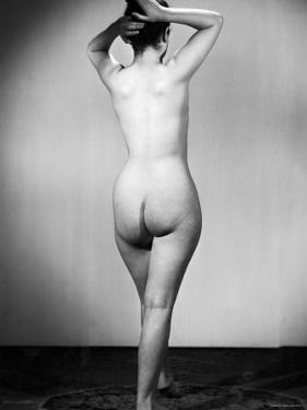 Nude Female Seen from the Back