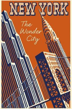 NY the Wonder City