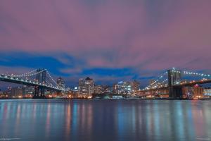 NYC- City Between The Bridges
