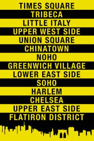 NYC - Location Signs