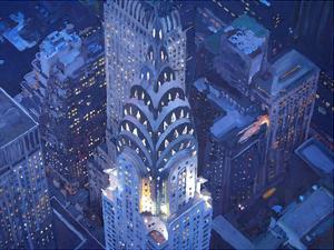 NYC by M Bleichner