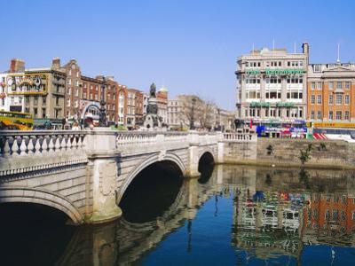 O'Connell Bridge, Dublin, Ireland/Eire