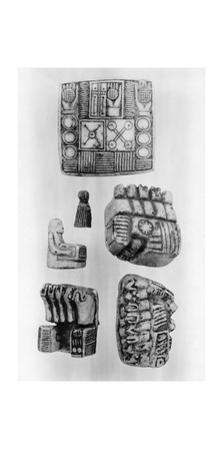 Mullo, or Stone Carvings, are Buried to Protect Herds and Crops by O. F. Cook