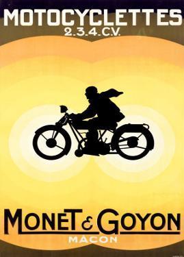 Monet and Goyon by O. K. Gerard