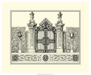 Grand Garden Gate III by O. Kleiner