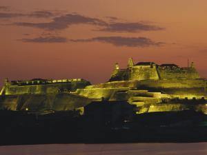 The 17th-Century Fortress of San Felipe De Barajas, Located in the Heart of the City by O. Louis Mazzatenta