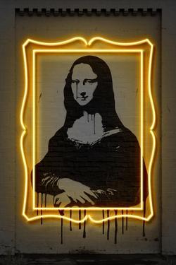 Mona Lisa by O.M.