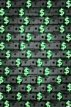 Money money money by O.M.
