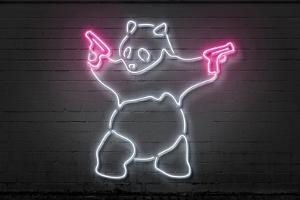 Panda by O.M.