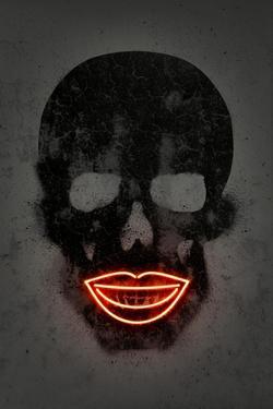 Skull by O.M.