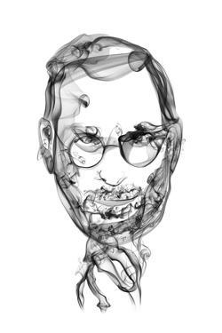 Steve Jobs by O.M.