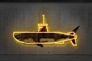 Yellow submarine by O.M.