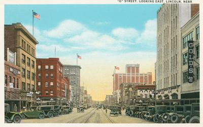 O Street, Lincoln, Nebraska