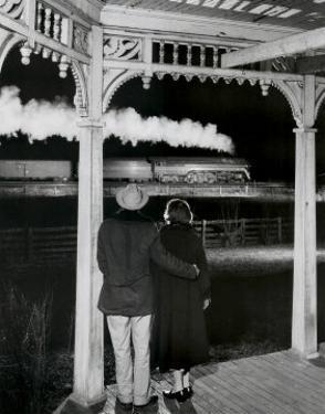 Max Meadows, Virginia, 1957 by O. Winston Link