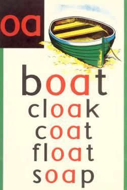 OA in Boat