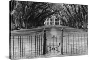 Oak Alley Plantation, Louisiana