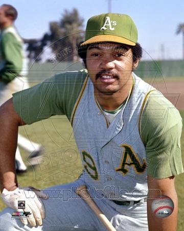 Oakland Athletics - Reggie Jackson Photo