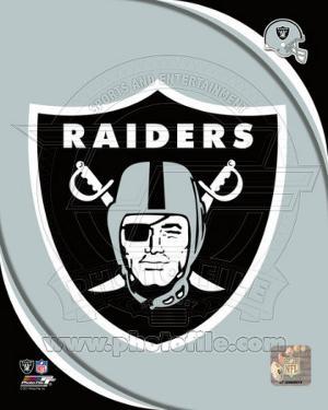 Oakland Raiders 2011 Logo
