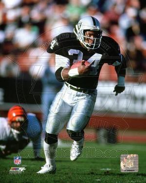 Oakland Raiders - Bo Jackson Photo