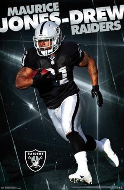 Oakland Raiders - M Jones-Drew 14