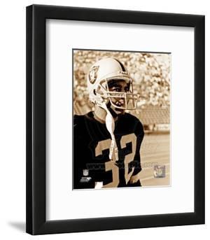 Oakland Raiders - Marcus Allen Photo