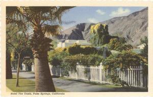 Oasis Hotel, Palm Springs, California
