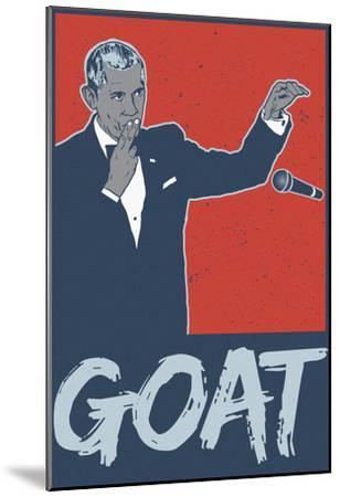Obama - Goat POTUS