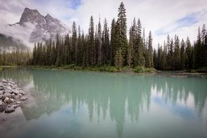 Emerald Lake by obliot