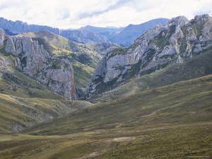 Landscape East of Qamdo, Tibet, China by Occidor Ltd