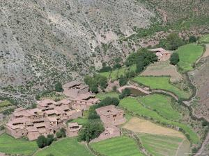 Tibetan Arable Farmers Villages, Qamdo, Tibet, China by Occidor Ltd